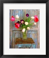 Framed Tulips, Mexico