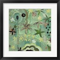 Framed Floral Fantasies 1