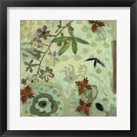 Framed Floral Fantasies 3