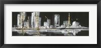 Framed Urban Gold V