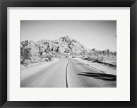 Framed Road Trip I Crop