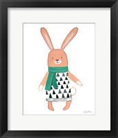 Neighborhood Pals IX Framed Print