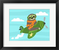 Framed Airborne Sloth