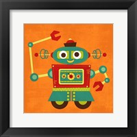 Framed Robot 2