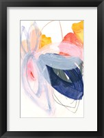Framed Abstract Painting XVII