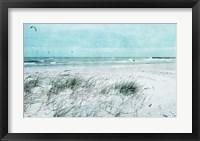 Framed Beach Day