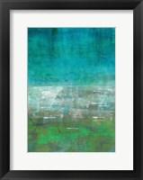 Framed Green Oasis