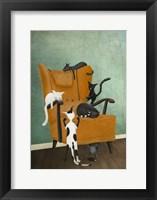 Framed Catlife