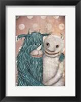 Framed Monster Love