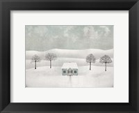 Framed Winterland