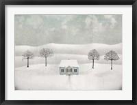 Framed Winterland