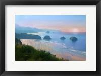 Framed Ocean of Love