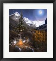 Framed Spirit Fire