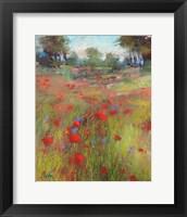 Framed Big Meadow