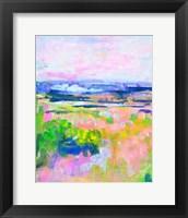 Framed Colourful Land II