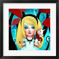 Framed Alice