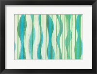 Framed Carousing with Lines I