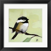 Framed Chickadee No. 143