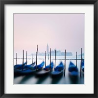 Framed Venetian Sunrise