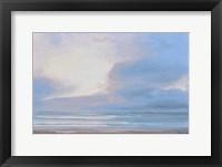 Framed Twilight Santa Barbe