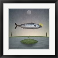 Framed Holy Mackerel