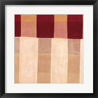 Framed Broken Stripes 1