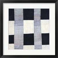 Framed Gray Plaid 2