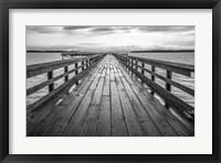 Framed Sidney Pier
