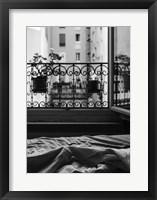 Framed Balcony