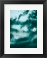 Framed Blue Motion