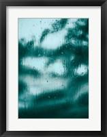 Framed Blue Motion