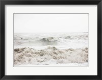 Framed Breaking Waves