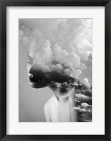 Framed Cloudy Mind