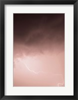 Framed Lightning Pink