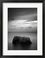Framed Rock One