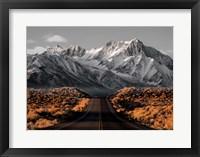 Framed Road 1