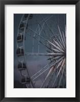 Framed Wheel Is Turning