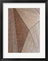 Framed Wooden Structure