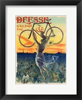 Framed Deesse Cycles