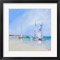 Framed Aspendale Sails