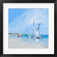 Framed Aspendale Sails 1