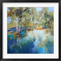 Framed Cobram Creek