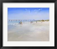 Framed Henley Pier