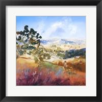 Framed King Valley