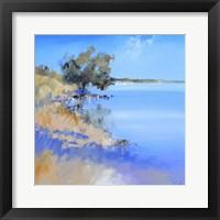 Framed Lake Bolac