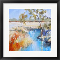 Framed Summer Creek
