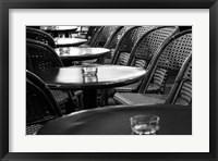 Framed Cafe Noir