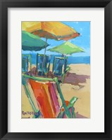 Framed Beach Days