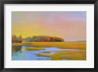 Framed Summer Marsh 2