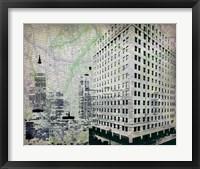 Framed Cityscape II
